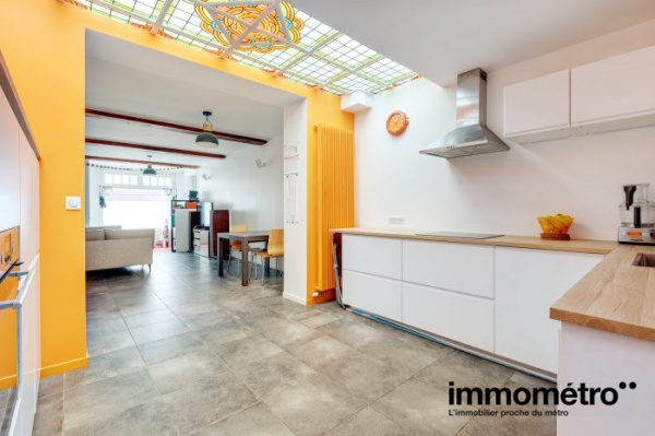 Immobilier Lomme - achat Maison